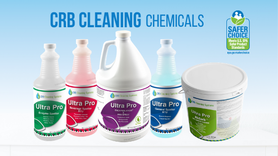 CRB Cleaning Chemicals