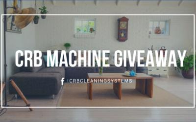 FREE CRB Machine Giveaway