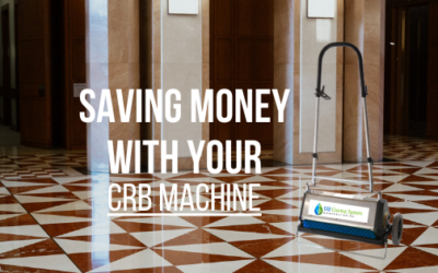 Saving Money With Your CRB Machine