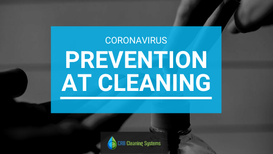 Coronavirus: Security measures while performing carpet cleaning